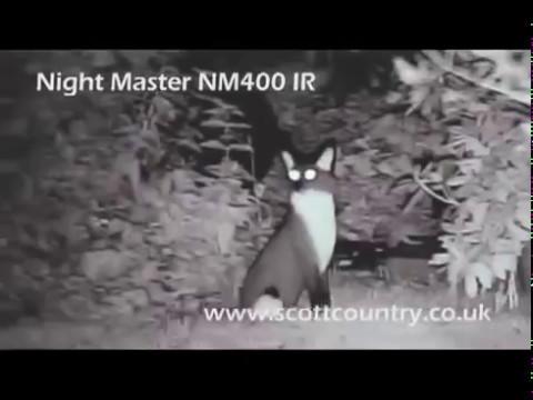 Monocular telescope hawke night vision bisa untuk foto & video malam