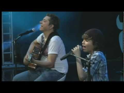 Louro Santos & Victor Santos - I'll Be There / Ben / Love Of My Life / Yesterday  [Medley Ao Vivo]