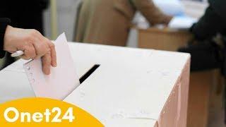 PKW o kształcie karty do głosowania | Onet24