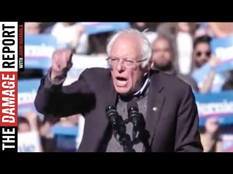 Bernie's Back Rally TERRIFIES Opponents