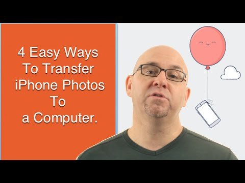 Here are three easy ways to transfer photos from an iPhone to a Windows PC..