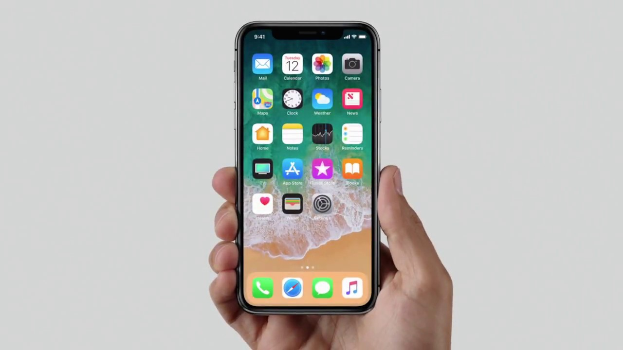 open control center iphone xr