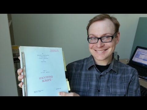 Download Youtube: Original Star Wars script found in New Brunswick