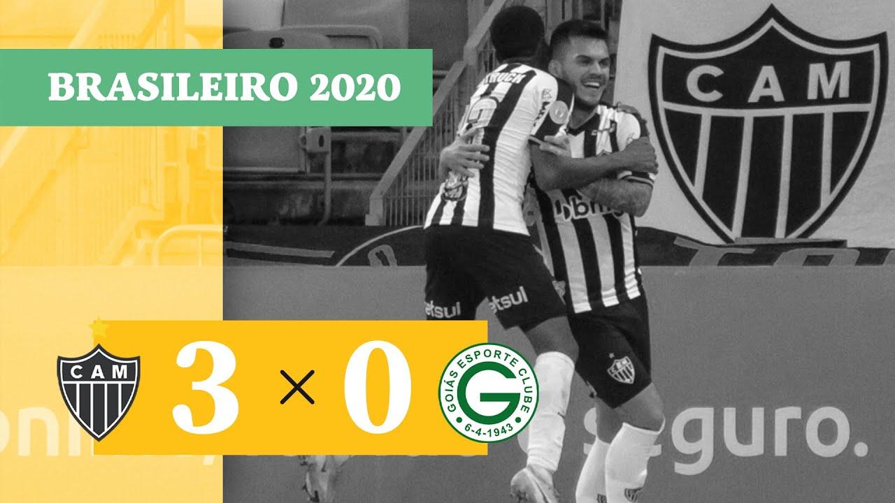 Атлетико Минейро  3-0  Гояс видео