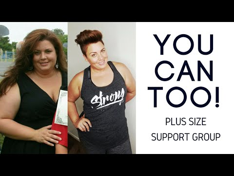 Plus Size Fitness Support Group – weight loss workout PCOS