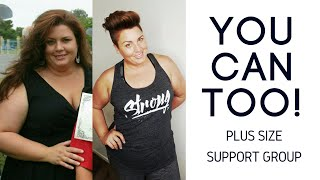 Plus Size Fitness Support Group - weight loss workout PCOS
