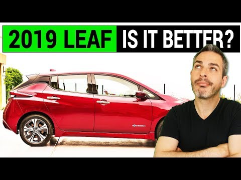 Is 2019 Nissan Leaf Better? Pricing & Specs Review