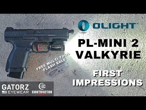 Olight PL-MINI 2 Valkyrie [ First Impressions Video ]