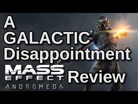 A Galactic Disappointment: Mass Effect Andromeda Review
