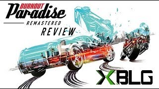 Burnout Paradise Remastered - Xbox One Review