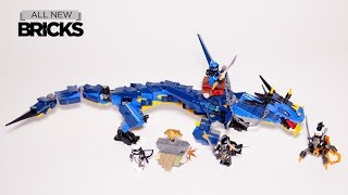 Lego Ninjago 70652 Stormbringer Speed Build