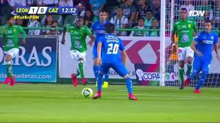 Resumen   León 1 - 1 Cruz Azul   Copa MX - Clausura 2019 - Copa MX - Jornada 5   Copa MX