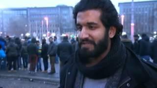 Ahmadiyya Muslim Community Mannheim, Germany clean up streets