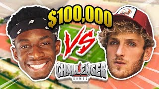 LOGAN PAUL WANTS TO RACE ME