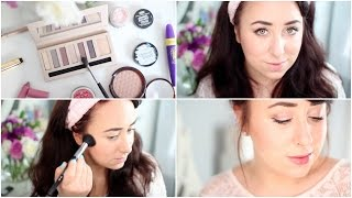 Get Ready With Me - Rosy Pinks (+ #VintagePout Giveaway!) | Gemsmaquillage Thumbnail