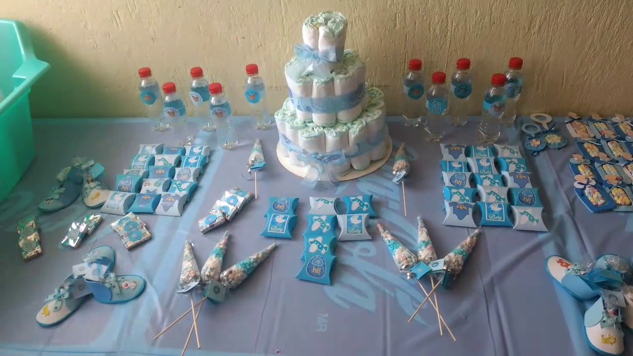 Mesa de dulces para baby shower youtube for Mesa de dulces para baby shower nino