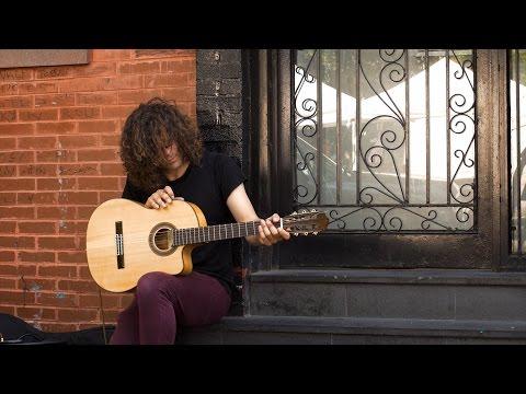 "Rob Mastrianni - ""Hallowed Ground"" Percussive Acoustic Guitar Solo"