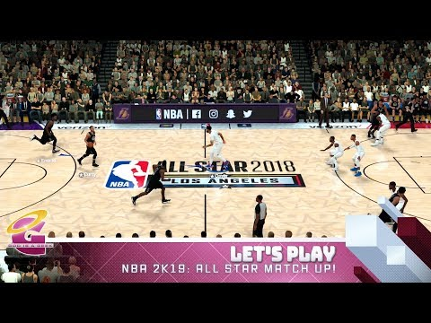 Nothing but net The post 2K