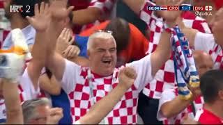 SP 2018  Hrvatska - Engleska