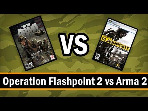 Operation Flashpoint 2 Dragon Rising (Прохождение часть-1)