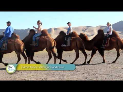 Best of Mongolia, the Gobi Desert