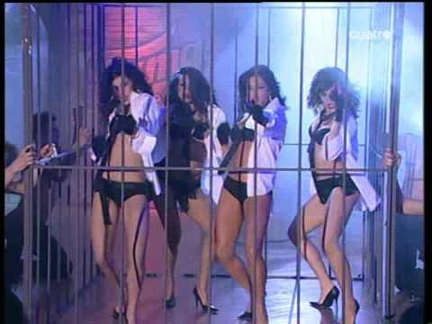 Eli*, Ari y Raquel Coreo chicas Marbelys (27/01/09) thumbnail