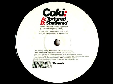 COKI - TORTURED / SHATTERED (Clips)