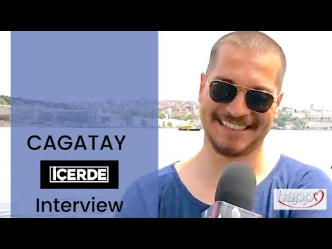 Cagatay Ulusoy ❖ Interview 2017 ❖ Icerde ❖ Happy Channel ❖ English