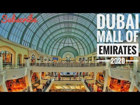 Dubai Christmas 2020 | The Mall Of Emirates 2020