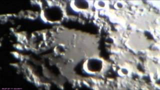 046 Moon Musings - Fantastic 1080p test video of Moon with 5 lenses - first attempt at true HD...
