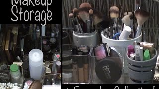 Makeup Storage + My Everyday Collection Thumbnail