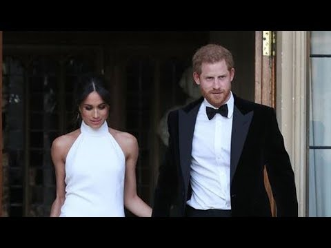 Prince Harry gave the most beautiful speech about Meghan Markle on their Wedding Day