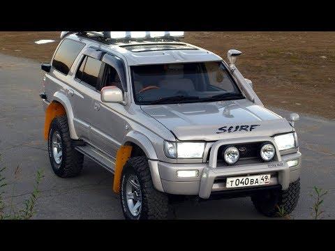 Toyota Hilux Surf 130 1993 года