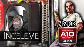 AMD A10-7890K APU İncelemesi - Oyun Testleri