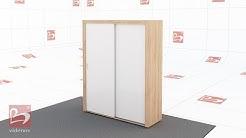 Wardrobe Arkon L and Matrix - Furniture Videnov