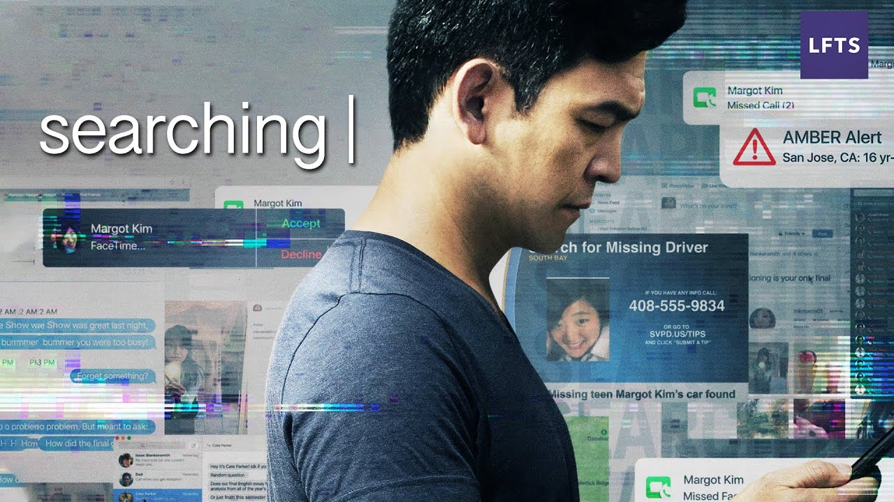 Download Searching — Reformatting a Thriller