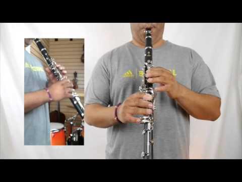 Yamaha YCL-255 Clarinet