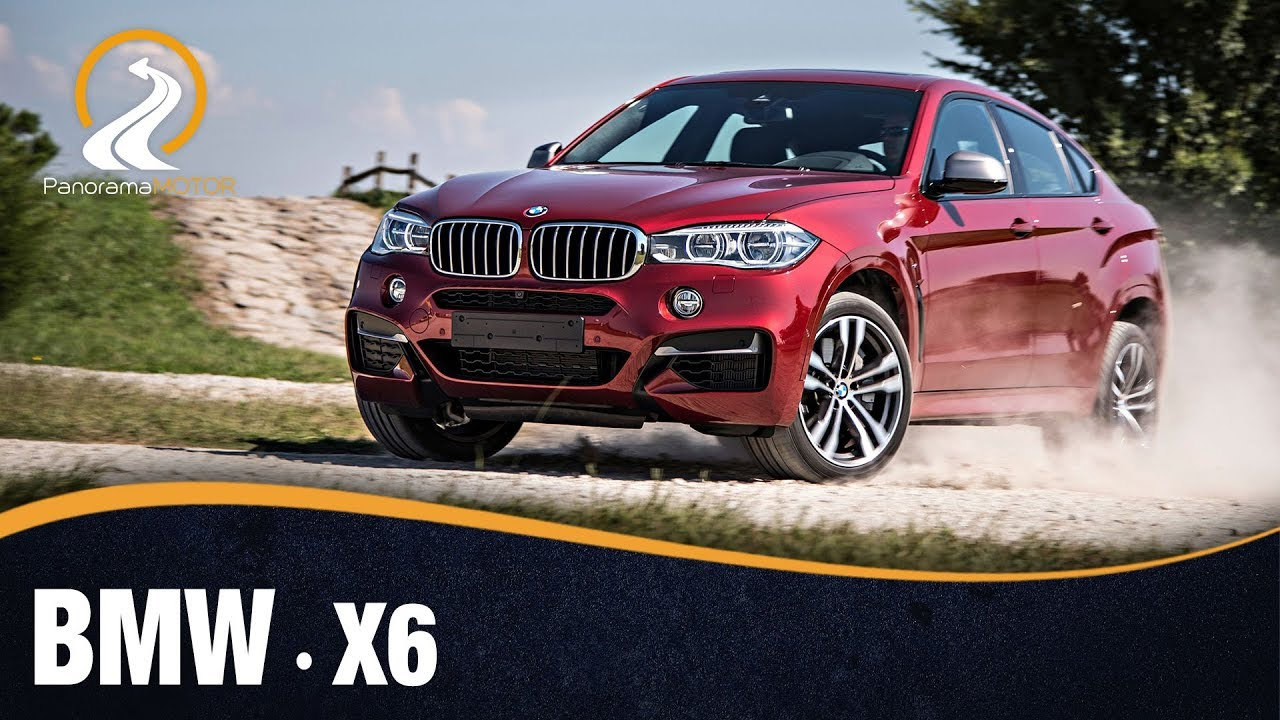 Bmw X6 Prueba Test Analisis Review En Espanol