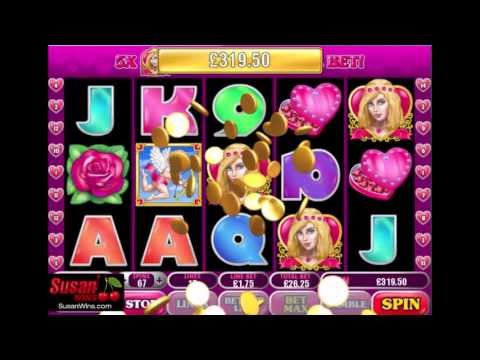 Massive £3,648 Win - Free Games Bonus - True Love Online Slots Review