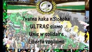 "ALBUM HELALA BOYS ""VOICE OF THE REASON"":5- SIAMO ULTRAS"
