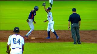 Highlights: USA v Panama - U-15 Baseball World Cup 2018