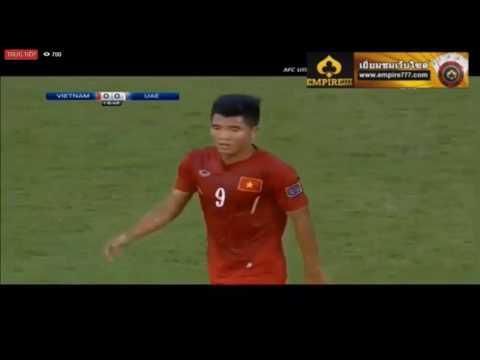 U19 VIỆT NAM 1-1 U19 UAE | CHIẾN ĐẤU HẾT MÌNH [VCK U19 CHÂU Á]