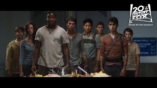 #EscapeTheScorch Glader Document: Food Fight Deleted Scene | FOX Home Entertainment