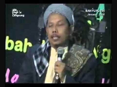 Pengajian Lucu   KH Mahyan Ahmad