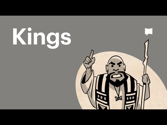 Overview: 1-2 Kings