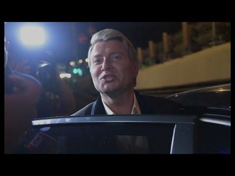 Заговоривший о Заворотнюк Басков оконфузился