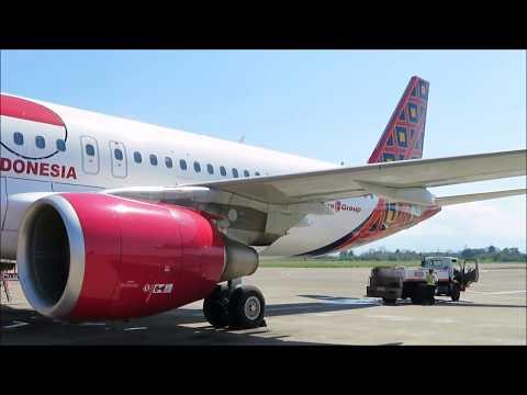 Pengalaman Terbang Dengan Batik Air Airbus A320 Sorong - Makassar