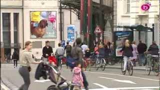 Dimanche sans voiture, le 22 septembre 2013 à Bruxelles