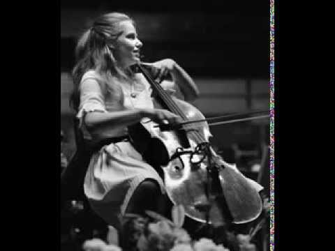 Jacqueline du Pre plays Schumann's Cello Concerto in A minor (Op.129) (FULL)