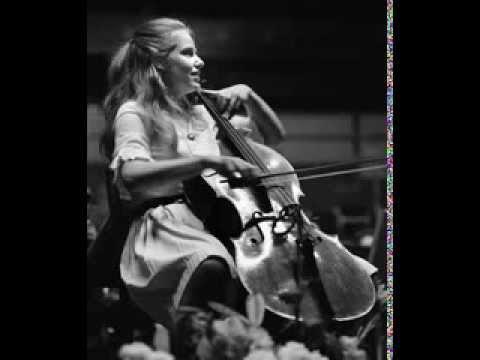 Jacqueline du Pre plays Schumann's Cello Concerto in A minor (Op.129) (FULL)
